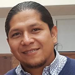Un pequeño retrato de Juan Diego Andrango